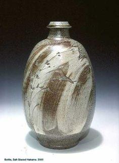 Phil Rogers  |  Salt-glazed Hakame.