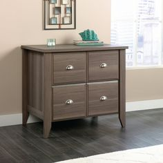 Sauder Shoal Creek Lateral File Cabinet | from hayneedle.com