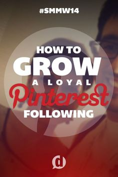 Pinterest expert Cynthia Sanchez gives her best advice on growing a loyal Pinterest following. Raw notes from Social Media Marketing World 2014