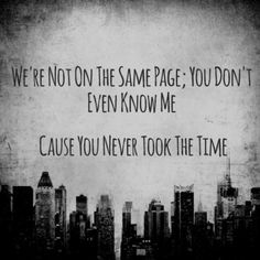 #Shinedown lyrics...