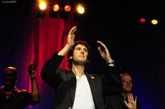 Because, really, Josh Groban can do no wrong.