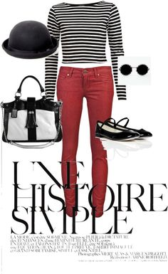 """""""French story"""" by lvkruss on Polyvore"""