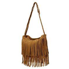 amazones gadgets Women Retro Tassel Bags Girls Casual Shoulder Bags Crossbody Bags Messenger B: Bid: 19,41€ Buynow Price 18,44€ Remaining…