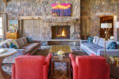 23 Creative Spaces Where Rustic Meets Modern