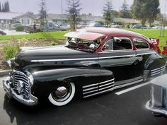 1942 - Chevy Fleetline Aero Sedan..Re-pin...Brought to you by #HouseofInsurance for #CarInsurance #EugeneOregon