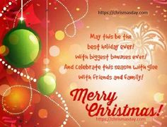 Merry Christmas Quotes, Christmas Greeting Cards, Sayings for Friends, Family. Best collection of Christmas Greetings Sayings with Funny Xmas Wishes Messages & Inspiration Christmas Quotes to share. Xmas Wishes Messages, Merry Christmas Card Messages, Merry Christmas Wallpaper, Unique Christmas Cards, Merry Christmas Quotes, Merry Christmas Greetings, Merry Christmas And Happy New Year, Birthday Wishes, Sample Resume