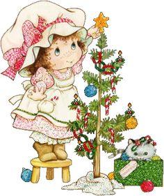 Glitters de Navidad - Imagenes con brillo Forajidos