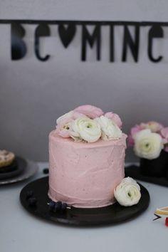 Mohn-Vanille Torte m