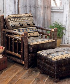Great Outdoors Rustic Furniture