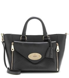Mulberry - Small Willow leather tote