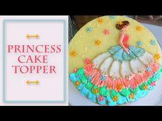 How to make a Princess Cake - YouTube