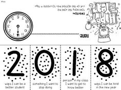 New Years 2018 {freebie} UPDATED every year