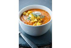 « Hot » soupe de patates douces