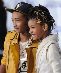 Willow and Jaden Smith, February 2011 Stylish as usual, the Smith kids hit the red carpet for the premiere of Justin Bieber: Never Say Never...