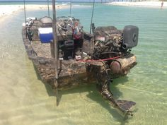 Customer Photos Duck Boat, Duck Hunting Boat, Portable Fishing Rod, Fishing Boats, Multi Species Boat, Bass Boat Ideas, Mud Boats, Shallow Water Boats, Mud Motor