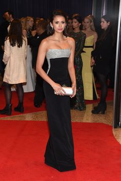 Nina Dobrev au White House Correspondents' Dinner