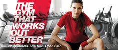Community  From $10.95 a week Access 250+ clubs open 24/7 No lock-in contracts State of the art equipment No cancellation fees Personal Trainers to help accelerate your results This falls under community fitness, and also follows the principle of frequency training because going to the gym everyday can help your fitness and can keep you fit, it helps keeping you engaged if you go to the gym with friends and workout with them.