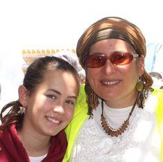 Hallel (left) and Rina Ariel (Courtesy)
