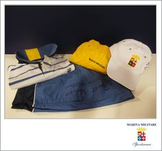 #TShirt / #Polo - #MarinaMIlitare Original price: 57€ #Outlet Price: 37.50€  EXTRASCONTI PRICE: 18.50€  Blue #shorts / #Bermuda blu - Marina Militare  Original price: 44€ Outlet Price: 28€  EXTRASCONTI PRICE: 14€  Yellow shorts / Bermuda giallo - Marina Militare  Original price: 39€ Outlet Price: 25€  EXTRASCONTI PRICE: 13.50€  #Cap / #Cappellino - Marina Militare  Original price: 25€ Outlet Price: 16€  EXTRASCONTI PRICE: 8€ Palmanova Outlet Village - www.palmanovaoutl...