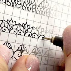 Mandala Doodle, Mandala Art Lesson, Mandala Artwork, Mandala Painting, Mandala Drawing, Zen Doodle, Mandala Tattoo, Doodle Art Designs, Doodle Patterns