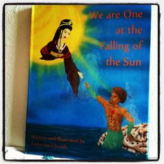 A multicultural children's book set in a traditional Native American storytelling format.  It has Algonquin Native American, Chinese, and Northern African names in the book with the translations in the back.  This book is great for all ages, but is designated for 4th-6th grade reading level.