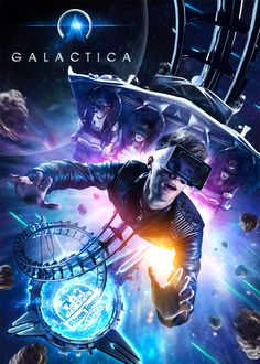 British theme park Alton Towers has announced plans to open what it says is the first roller coaster ride to integrate virtual reality. The Galactica attraction will see users don VR goggles and.
