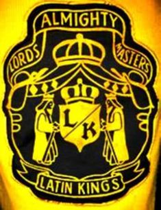 Latin Kings (gang) - Wikipedia, the free encyclopedia Latin Kings Gang, Chicago Gangs, Chicago Street, Latin Kings Tattoos, Mafia, Vice Lords, Cholo Style, Queens Wallpaper, King Tattoos