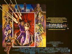 Lysette Anthony, Freddie Jones, and Ken Marshall in Krull (1983)