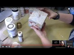 How to make a decoupage box – Easy Tutorial – DIY Decoupage Tutorial, Decoupage Box, Bottle Painting, Bottle Art, Painted Wine Bottles, Decorated Bottles, Pantry Labels, Handmade Home Decor, Rice Paper