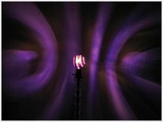 The ORIGINAL HandPainted Purple Spiral MoodLight by MoodLights, $25.00