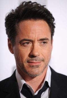Robert Downey Jr. --- after the ironman movies --- ugh, I want to marry this man!