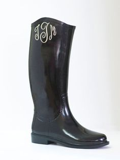 Lined, weatherproof Women's Boots ($98) double as a cute and useful present. #personalized #holiday #gifts