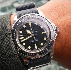 Rolex Military Submariner Ref.5513