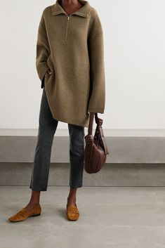 Fall Winter Outfits, Autumn Winter Fashion, Mode Outfits, Casual Outfits, Looks Street Style, Look At You, Work Fashion, Sweater Weather, J Brand