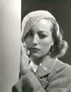 Joan Crawford from Today We Live (1933) by Clarence Sinclair Bull