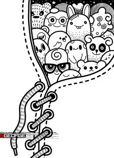 doodle art ~ doodle art _ doodle art journals _ doodle art for beginners _ doodle art drawing _ doodle art easy _ doodle art creative _ doodle art patterns _ doodle art letters Cute Doodle Art, Doodle Art Letters, Doodle Art Designs, Doodle Art Drawing, Doodle Art Journals, Cool Art Drawings, Pencil Art Drawings, Art Drawings Sketches, Cute Art