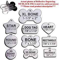 Custom Pet ID Tag for Dogs and Cats Large Size Dog Tag Art Sagittarius Symbol
