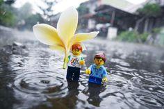 Rain  #lego #gm1