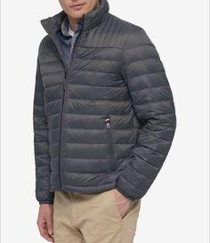 2ac59e0480 Men s Big  amp  Tall Packable Down Puffer Coat  fashion  clothing