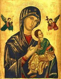 История иконы МБНП - Католическая Церковь - Астана