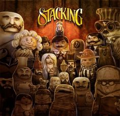 Stacking is an adventure/puzzle video game developed by Double Fine Productions and published by THQ; like Double Fine's previous Costu. Xbox 360 Games, Arcade Games, Xbox Arcade, Latest Pc Games, Working Memory, Game Codes, Inspirational Videos, Mamamoo, Online Games
