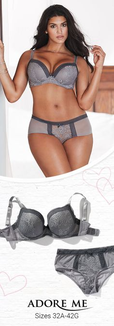 Friends don't let friends miss a lingerie sale! Valentine's Day is coming fast, it's time you got more familiar with Adore Me's monthly VIP membership! It's super affordable and chock full of perks. Get your first set for $24.95, plus free exchanges and returns! Adore Me carries a wide range of sizes in all of the styles that will seriously set the mood - from 32A-42G, and XS-6XL. Shop to it! (Offer valid 01/12/15-02/12/15; Email address required)