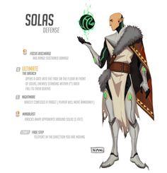 Overwatch x Dragon Age Solas