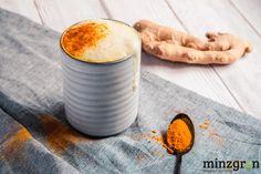 Goodbye Erkältung: Kurkuma Latte (Goldene Milch)