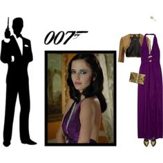 do you like bond girl by ironono on polyvore featuring. Black Bedroom Furniture Sets. Home Design Ideas