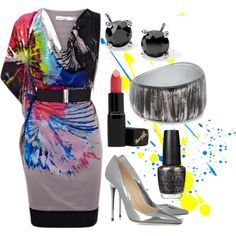 """""""Splash Paint"""" by stay-at-home-mom on Polyvore"""
