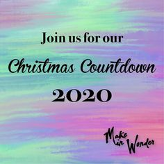 Instagram post by Make-in-Wonder • Nov 30, 2020 at 10:55am UTC Christmas Countdown, Learning, Instagram Posts, How To Make, Studying, Teaching, Onderwijs