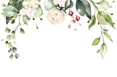 arrangements with watercolor flowers. Botanic composition for wedding or greeting card. branch of flowers - abstraction roses - Buy this stock illustration and explore similar illustrations at Adobe Stock Bridal Invitations, Watercolor Invitations, Wedding Stationery, Wreath Watercolor, Watercolor Flowers, Flower Pattern Drawing, Flower Graphic Design, Wedding Icon, Arte Floral
