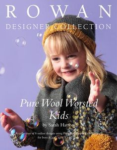 Pure Wool Worsted Kids