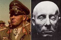 Erwin Rommel (1891-1944) – cause of death: forced suicide by cyanide poisoning; aged 52.